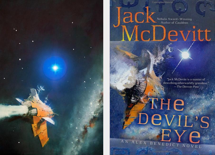 Jack Mcdevitt Thinking About Books