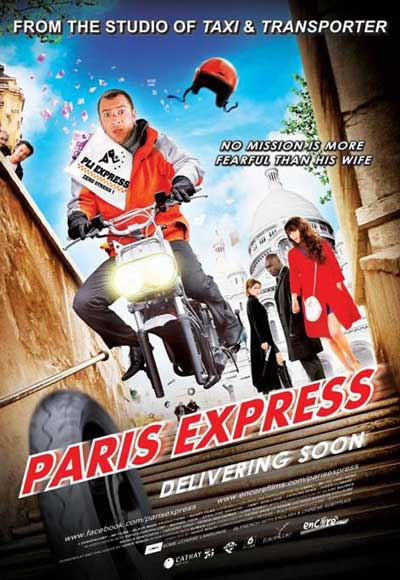 Paris Express (2010) Film In Streaming