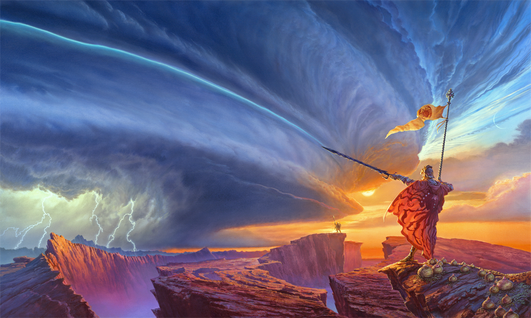 Free Fantasy Book Cover Art : The way of kings by brandon sanderson thinking about books