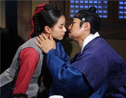 Dong yi Pregnant Dong yi Han Hyo Joo And The