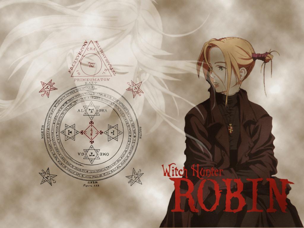 Resultado de imagem para witch hunter robin