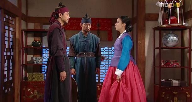Dong yi Pregnant Dong yi Han Hyo Joo