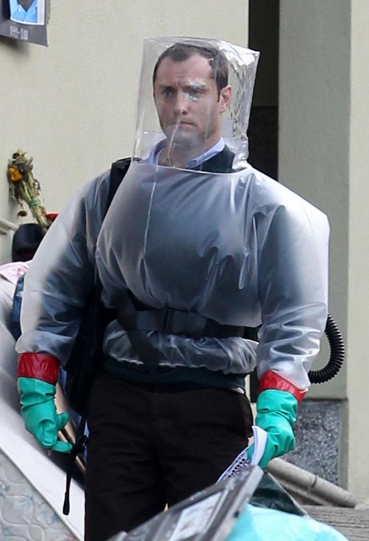 Contagion movie gwyneth paltrow