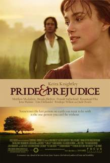 Movie Poster of Pride & Prejudice