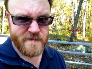 Chuck Wendig pleased to see you