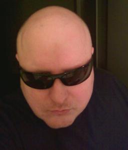 A simple head shot of John R Fultz