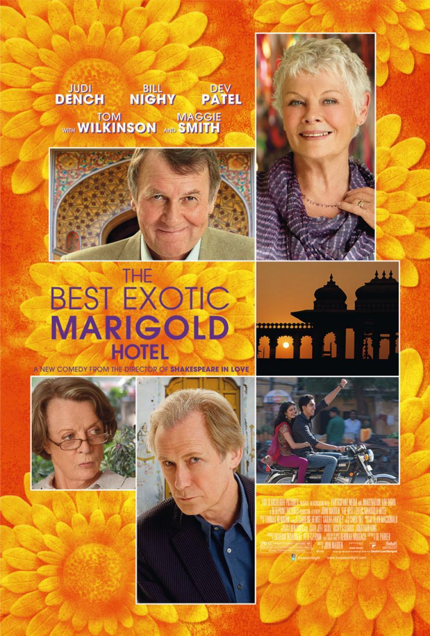 The Marigold Tarot Major Arcana The: The Best Exotic Marigold Hotel (2011)
