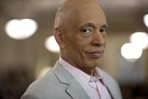 Walter Mosley as seen by David Burnett