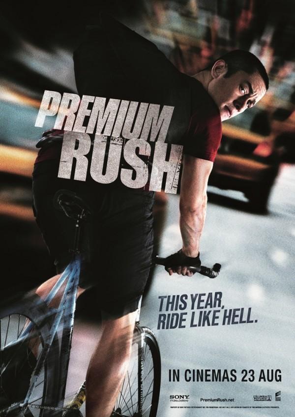 Premium Rush – Cursa fara frane (2012)
