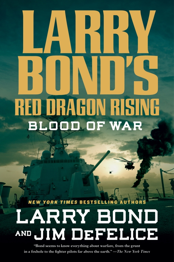 Red Dragon Rising Blood of War