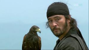 Chun (Choi Min-Su) an engagingly tragic figure