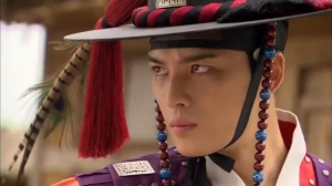 Kim Kyung-Tak (Kim Jae-Joong)  as a desperately jealous young man