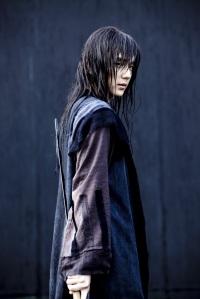 Yeo Woon (Yoo Seung-Ho) looking dangerous when wet