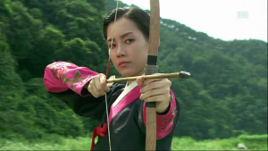 Yoo Ji-Sun (Shin Hyun-Bin) early warrior promise not fulfilled