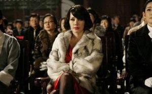 Uhm Jung-Hwa looking suitably villainous
