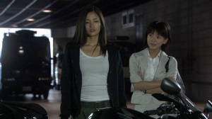 Meisa Kuroki and Mikako Tabe as the odd couple