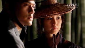 Kim Ji-Hoon and Lim Jung-Eun face the unknown
