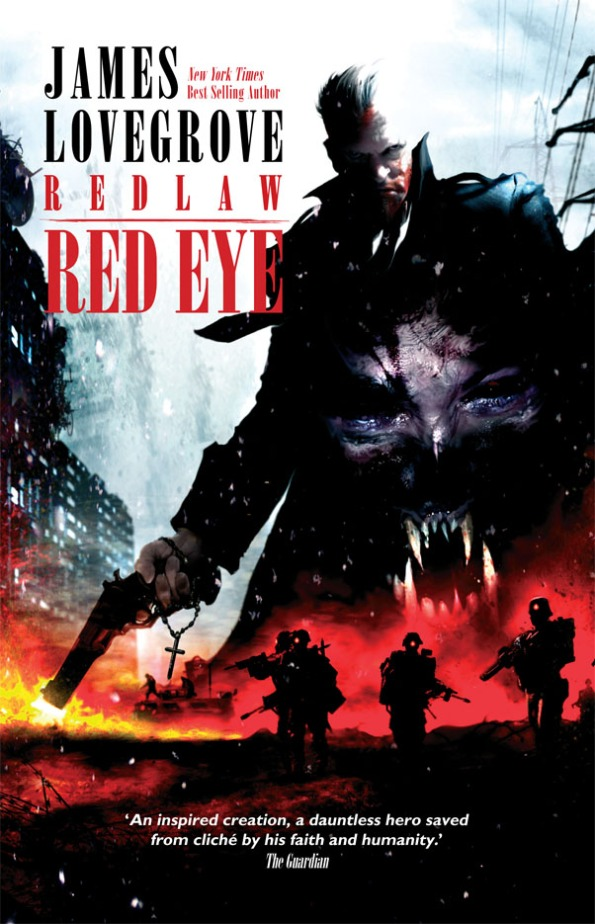 Redlaw - Red Eye