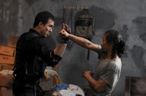Iko Uwais and Yayan Ruhian decide who's the best