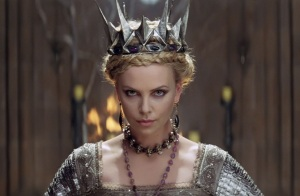 Charlize Theron never given a chance to be really evil