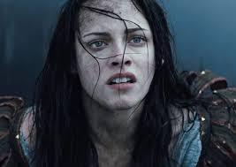 Kristen Stewart in the moment