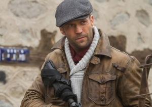Jason Statham the go-to-guy for a fight