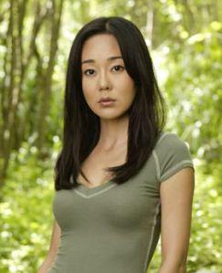 Kim Yunjin looking lost