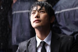 Park Shi Hoo beginning to find life a little tough