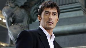 Detective Kyoichiro Kaga (Hiroshi Abe)