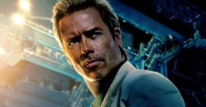 Guy Pearce catches fire on the screen