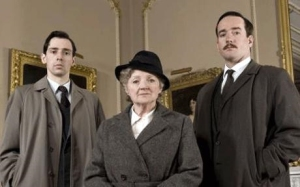 Ralf Little, Julia McKenzie and Matthew Macfadyen looking to investigate
