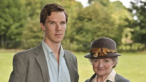 Benedict Cumberbatch  and Julia McKenzie making short work of the mystery