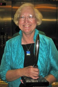 Connie Willis collects another award