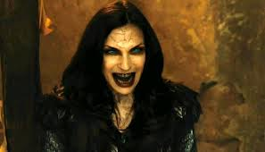Famke Janssen going witchy