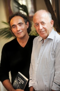 Noël Balen (left) and Jean-Pierre Alaux (right)