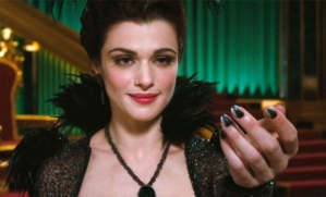 Rachel Weisz proving that what you see is what you get