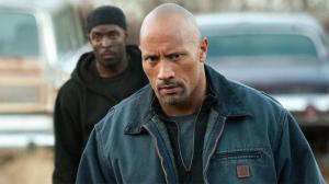 Dwayne Johnson not looking so tough