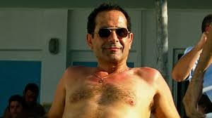 Tony Shalhoub thinking life is sweet