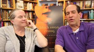Carol Goodman and Lee Slonimsky
