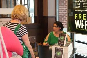 Julianna Scott meets some of her readers