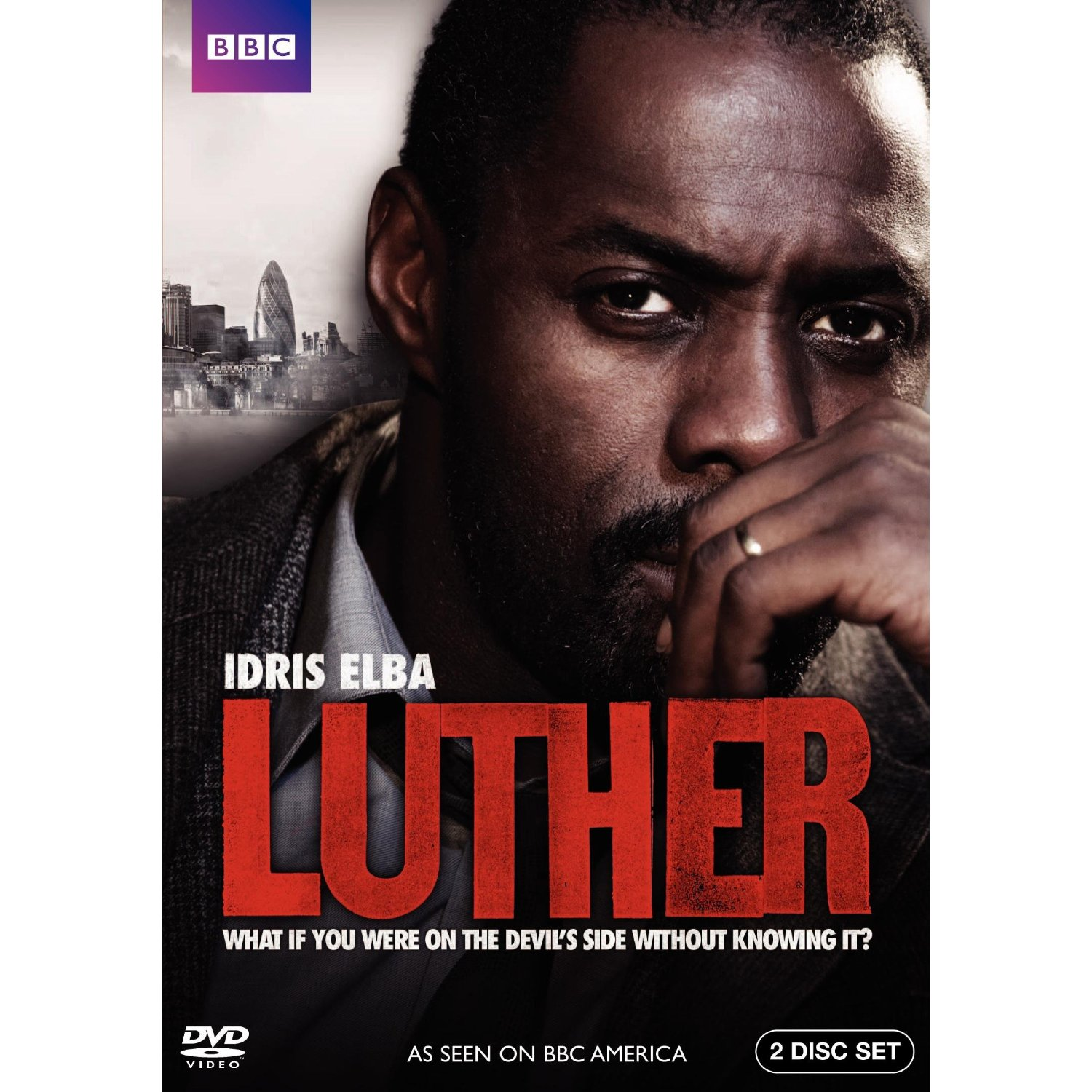 Luther: Season 1, episode 2 (2010) | Thinking about books