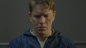 Sam Spruell as the cop killer