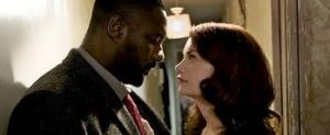 Luther and Alice Morgan in a moment of intimacy