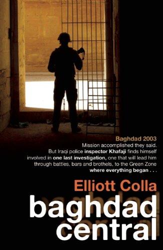 Baghdad Central Elliott Colla