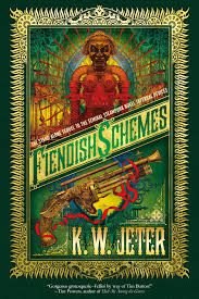 Fiendish Schemes by K J Jeter