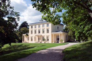 Greenway House, Galmpton, near Brixham, Devon, holiday home of Agatha Christie