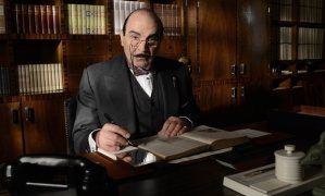 David Suchet begins what is billed as the final season