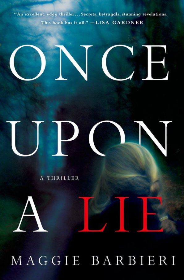 Once Upon a Lie by Maggie Barbieri