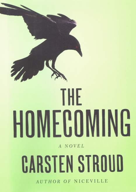Carsten Stroud book cover