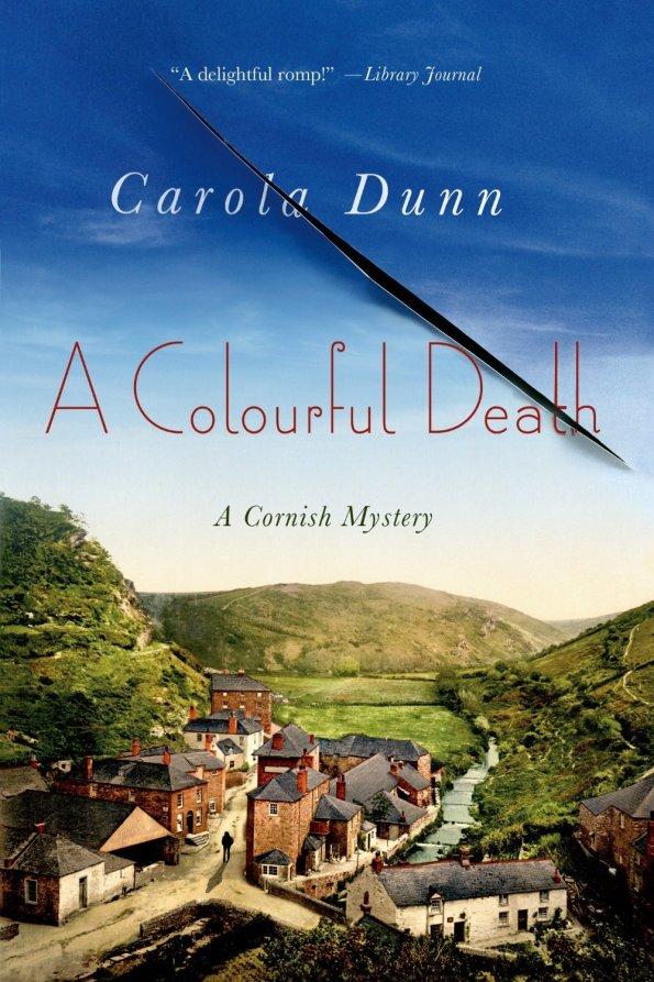 A Colourful Death by Carola Dunn